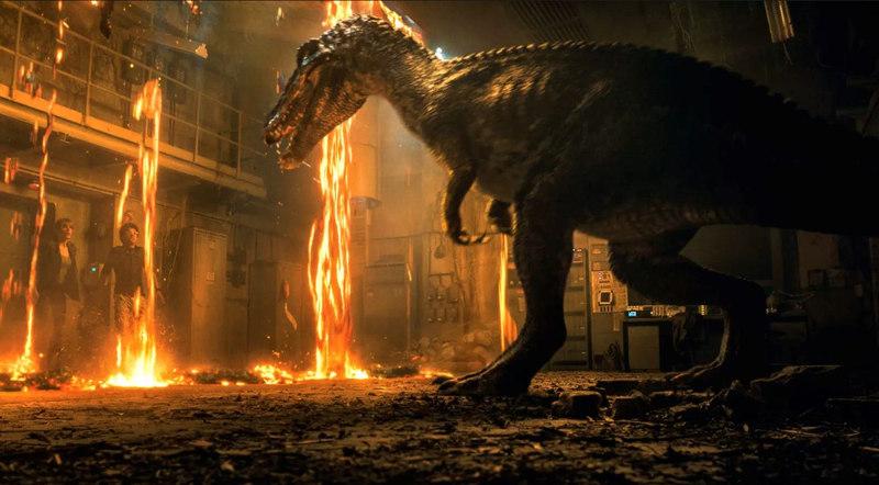 dinosauri carnivori - interno
